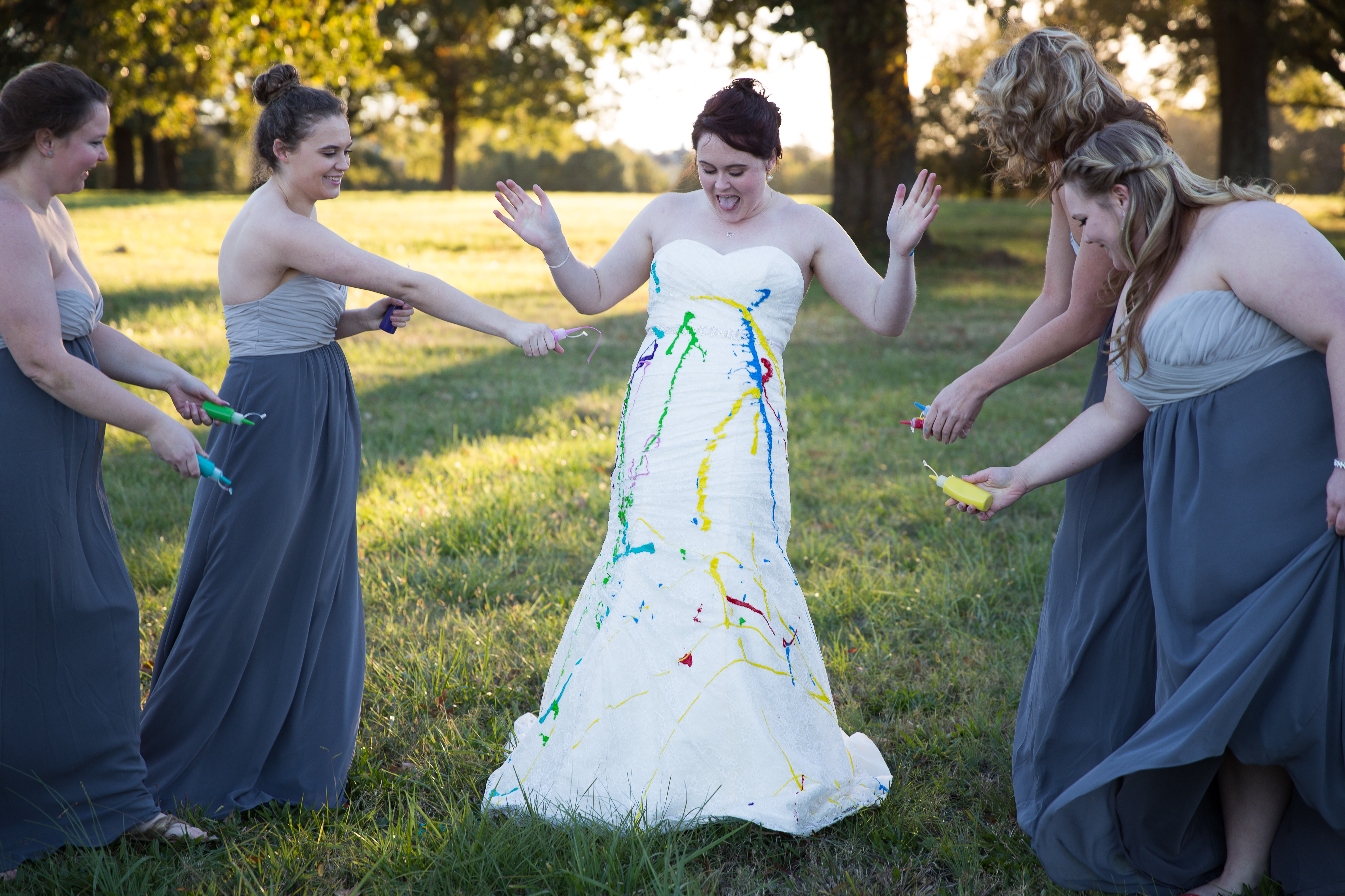 Bride Trashes Gown In Bad Photoshoot After Her Fiance Called Woman Turns Wedding Into Celebratory Divorce Dress What To Do